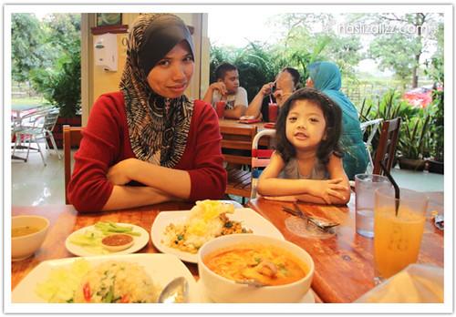 Tempat makan sedap di puchong restoran alissara original for Alissara thai cuisine