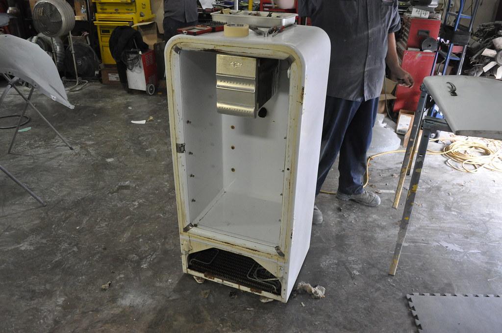 Harley Davidson gas pump kegarator Clean Cut Creations