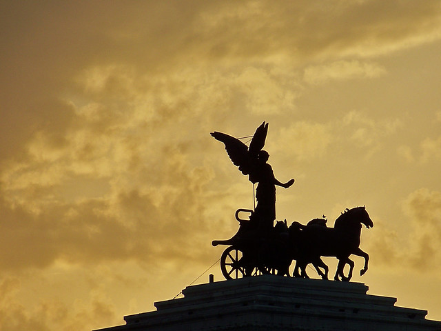 Contraluz de Roma