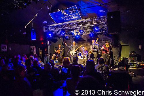 Jimmie Vaughan And The Tilt-A-Whirl Band - 04-08-13 - Callahan's Music Hall, Auburn Hills, MI