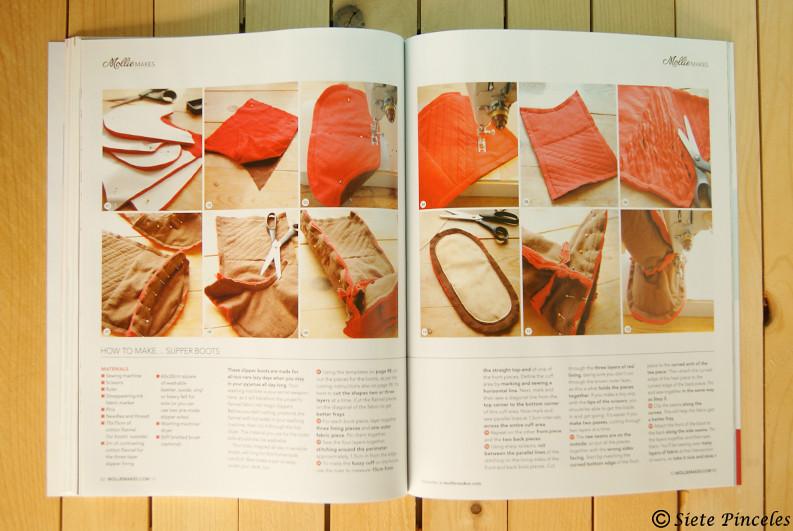 Mollie Makes Revista manualidades 6