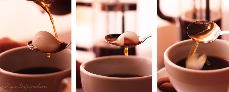 Coffee & ice