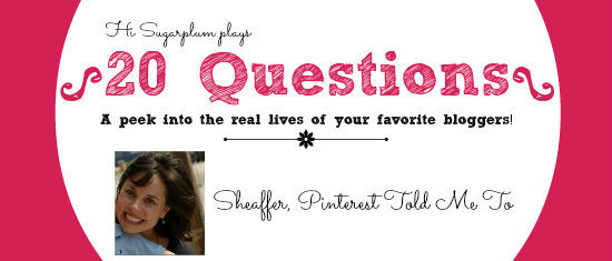 20 questions - Sheaffer