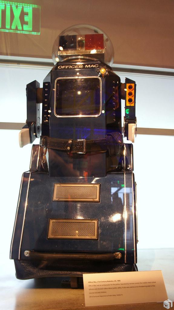 Computer History Museum -  109