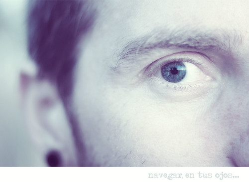 Navegar en tus ojos... by Vanina Vila {Photography}