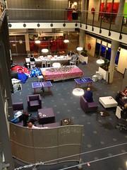 internetcafe en Innovatiehuis