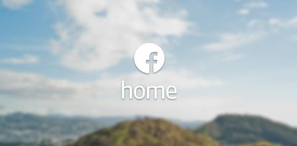 Facebook Home для Android
