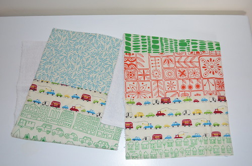 Burp cloths from verykerryberry