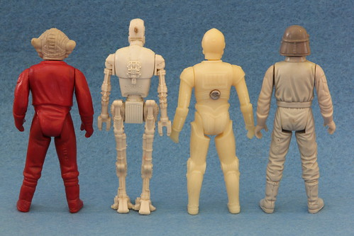 4 x Lili Ledy unpainted non sonic welded figures @ home-of-boushh.com