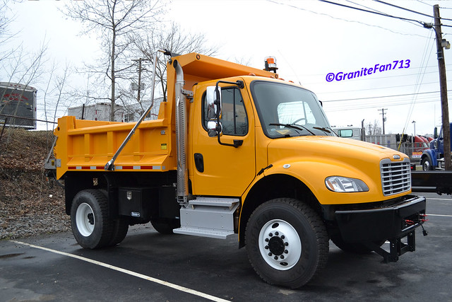 2013 Freightliner M2 106 4x4 Plow Truck Flickr Photo