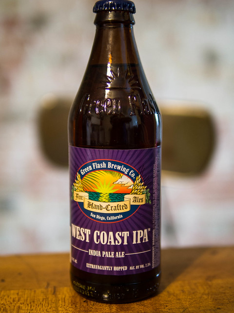 west coast ipa, green flash brewing company, green flash review, beer reviews toronto