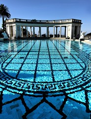 Neptune Pool, Hearst Castle