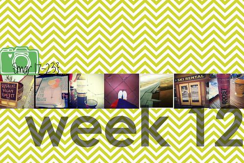 week 12 title