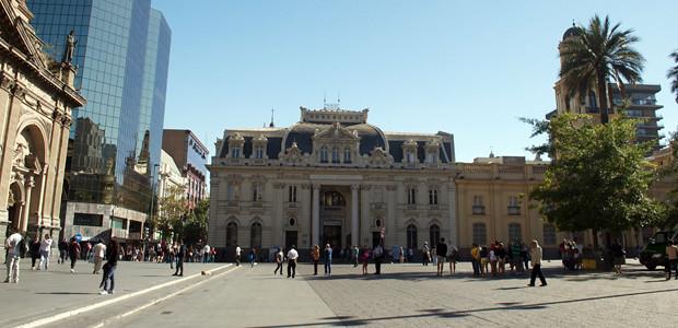 Centro de Santiago