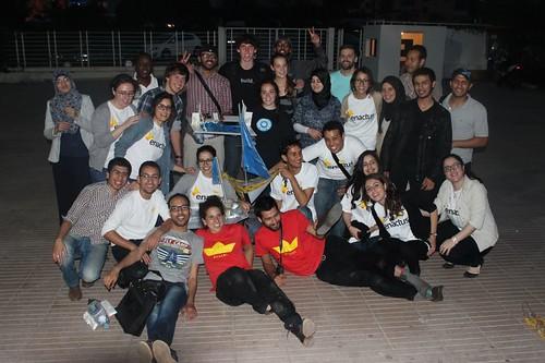 Protei Hackathon, by Salaheddine El Hanafi