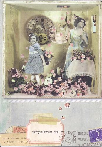 Penpal Postcard