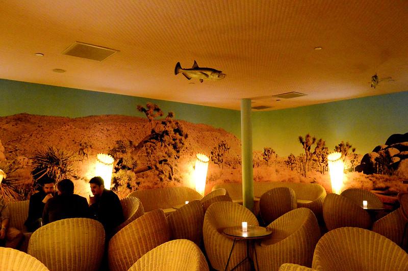 Standard Hotel Lounge