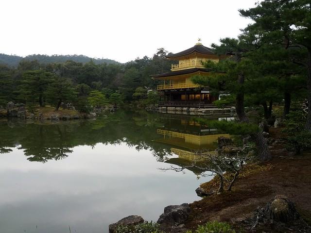 0758 - Kinkaku-ji el Pabellón dorado
