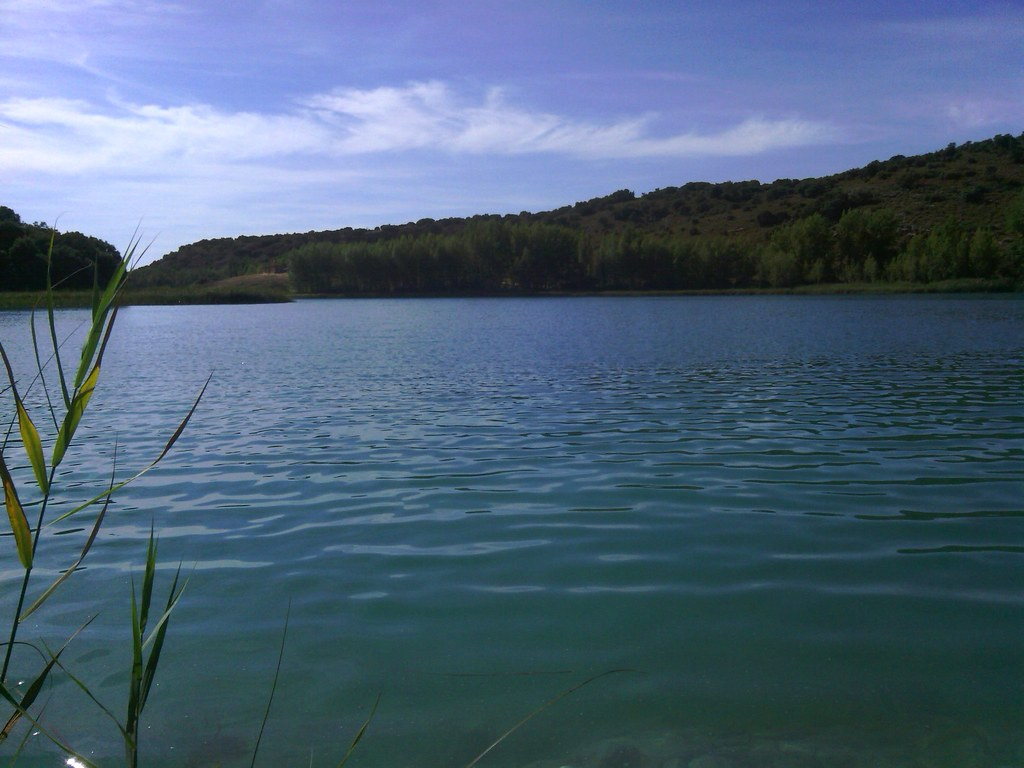 Laguna Conceja, en Ruidera