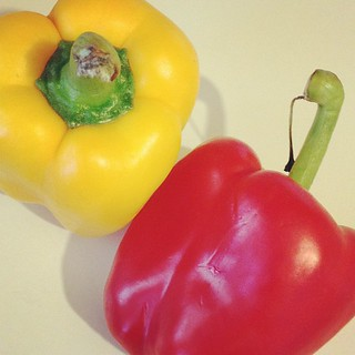 Day113 I love Bell Peppers 4.24.13 #jessie365