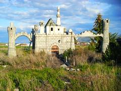 Derelict Mini Golf Castle II