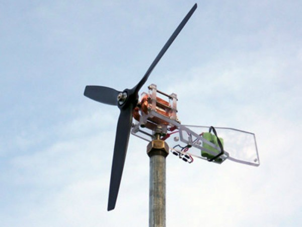 Como construir un generador eolico casero video completo tutorial mini turbina diarioecologia altavistaventures Images