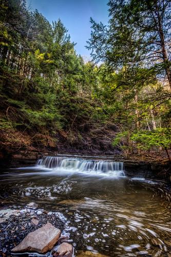 ny newyork canon eos waterfall tripod wideangle upstate canonef1740mmf4lusm schenectady 6d uwa plotterkill sdny topazadjust
