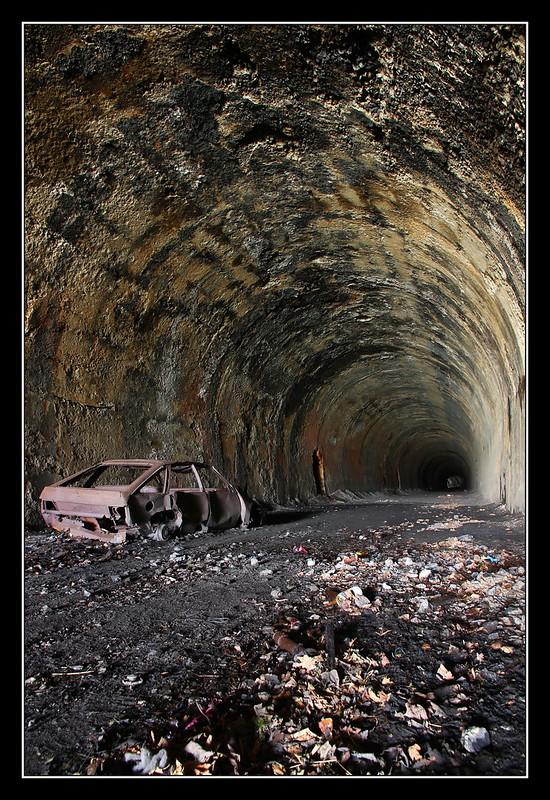 Glenfarg Railway Tunnels