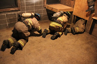Basic Firefighter Training Program at the Georgia Fire Academy