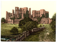 [The castle, Kenilworth, England]  (LOC)