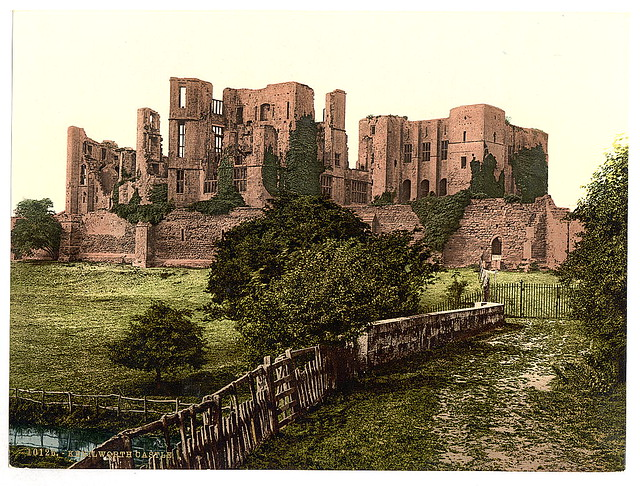 [The castle, Kenilworth, England] (LOC) from Flickr via Wylio