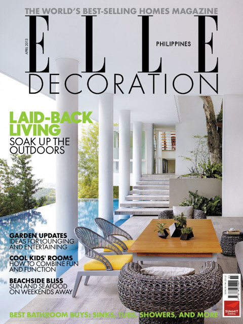 Elle Decoration April 2013