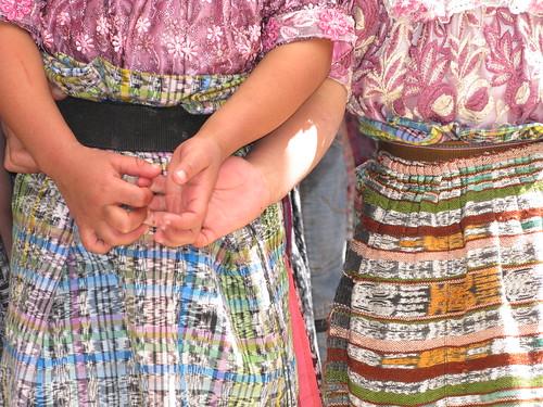 vibrant textiles