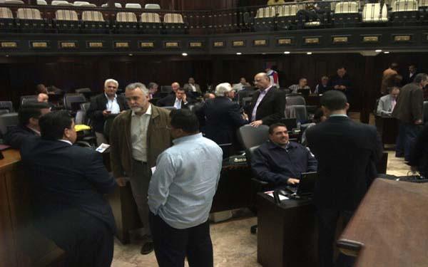 sesion ordinaria Asamblea Nacional