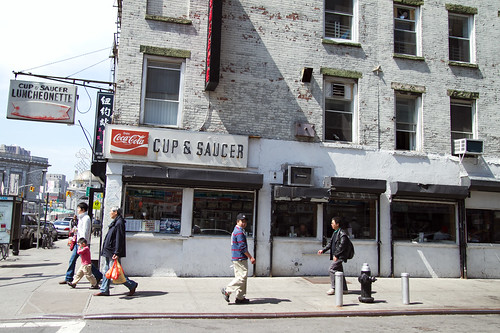 Cup and Saucer Luncheonette