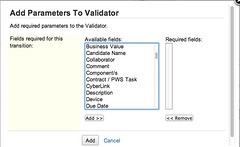 JIRA workflow Validator