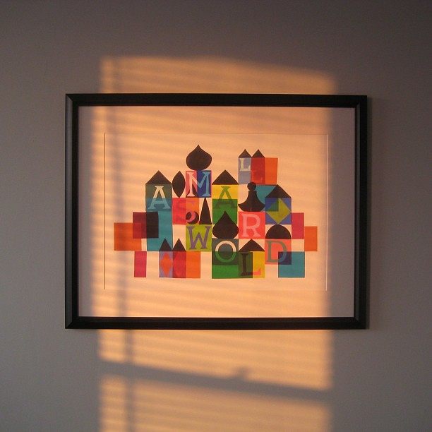 Mary Blair evening light