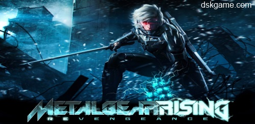 Metal Gear Rising Revengeance Home