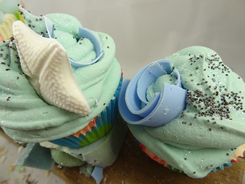 Tropical Waters Soap Cupcake - The Daily Scrub (5)