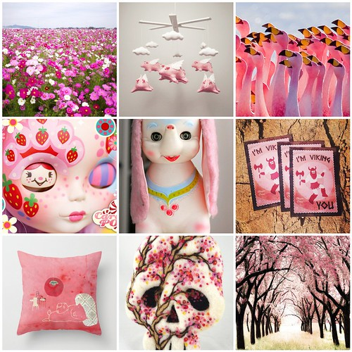 Friday Funspiration: PINK