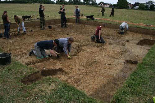 Excavating 2012