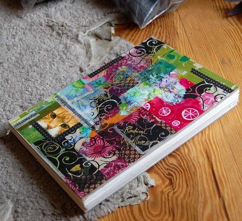 Art Journal handmade!