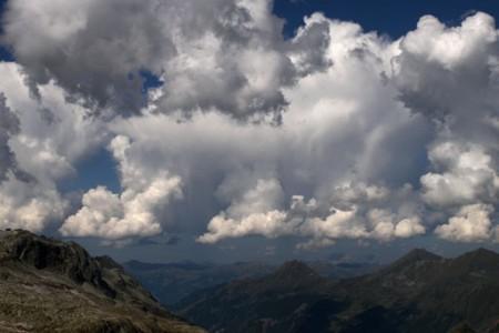Oblačnost na horách - v oblacích je polovina krásy světa!