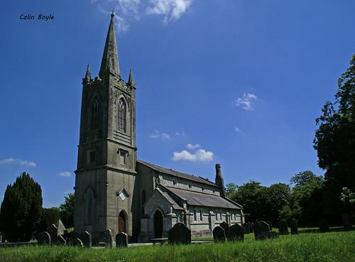 St Peter's Church, Kiltegan, County Wicklow (1806)
