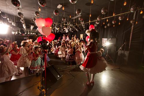 Rinrin Performing