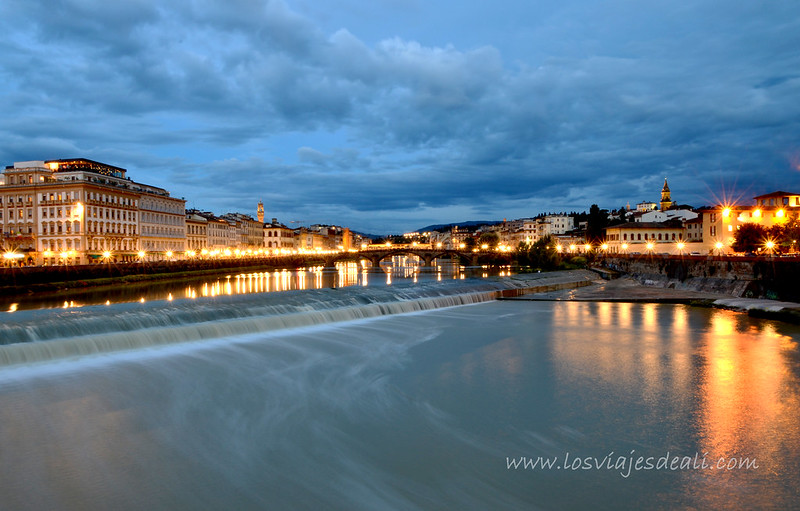 puentes del Arno