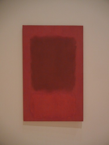 DSCN8770 _ Red and Brown, 1957, Mark Rothko (1903-1970), MOCA