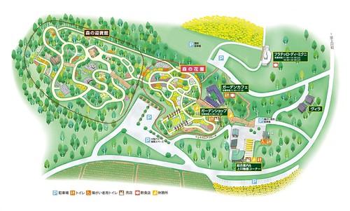 taisetsu-plateau-map
