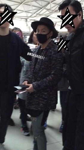Big Bang - Incheon Airport - 21mar2015 - Tae Yang - MOKHA0611 - 01