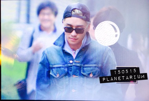 Big Bang - KBS Music Bank - 15may2015 - Seung Ri - Planetarium_SR - 02